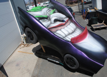 The Joker Mobile